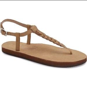 Rainbow T Street Sandals 8.5-9.5